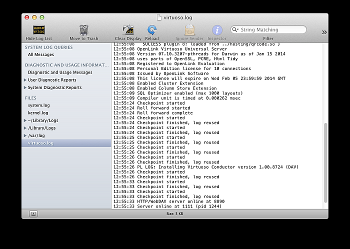 Mac OS X installer: Troubleshooting