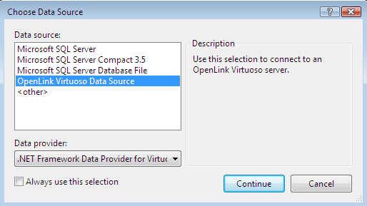 2 8 3  Creating a Data Service using the ADO NET Entity